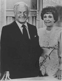 Image result for photos of eddie albert in Falcon Crest